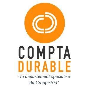 Logo de compta durable